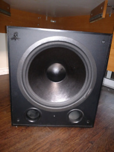 """Tannoy PS350B 15"""" 350W powered subwoofer"""