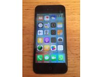 iPhone 5 O2