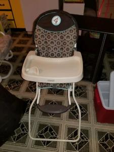 3 chaise haute