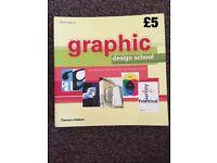 Variety of graphic design books 2