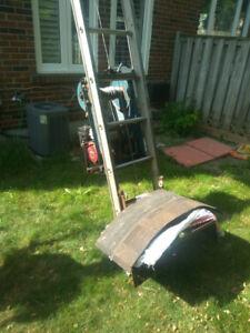 Power ladder / material hoist for rent !!!