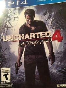 Uncharted collection + Uncharted 4