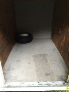 Enclosed trailer Peterborough Peterborough Area image 3