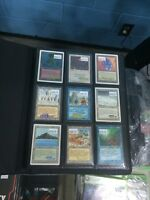 MTG Signed and Unsigned Magic Cards