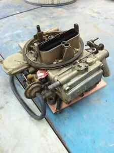 Holley 6160 Carb
