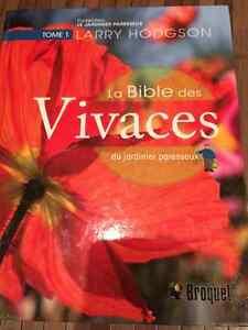 Livre Vivaces Larry Hudgson