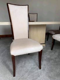 *Reduced* Dining table, 6 dining chairs and coffee table