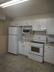 Basement for rent with sharing