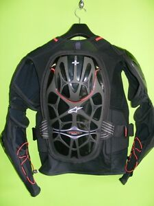 Alpinestars - Bionic - Body Armour - Med & LG/XL fit at RE-GEAR Kingston Kingston Area image 4
