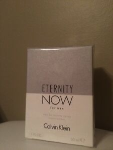 New still in plastic Eternity Now Men perfect Xmas gift