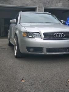Audi s4 wagon 2005