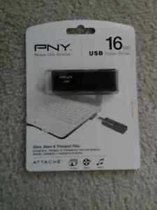 PNY 16GB usb flash drive