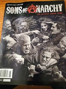 Sons of Anarchy collectors edition