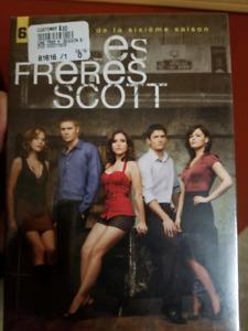 One Tree Hill Season 6 (French version)