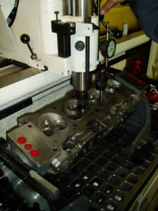 Did you know we specialize in Spark plug Thread repair