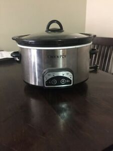 Crock Pot* THE ORIGINAL SLOW COOKER*