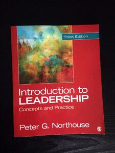 MGMT-7030: Introduction to Leadership - Concepts and Practice