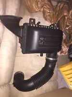 Stock dodge dual exhaust and intake