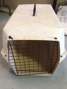Pet crate carrier