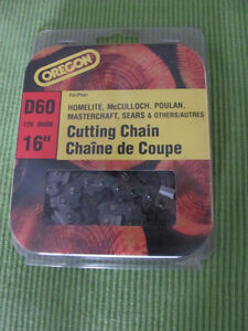 BRAND NEW Replacement Saw Chain OREGON 16-in
