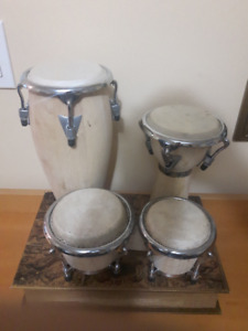 Mini Percussion Set (Great sound and excellent condition)
