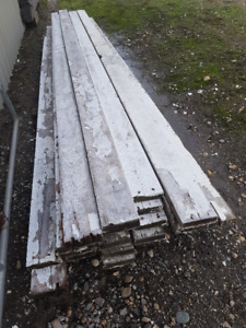 Used 2x6 Fencing Boards