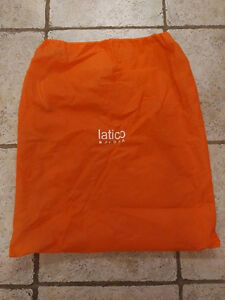 Super cute Latico bag in real leather Kitchener / Waterloo Kitchener Area image 4