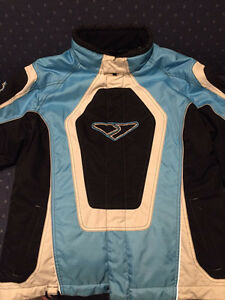 Women's fxr cold cross jacket