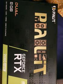 PALIT GEFORCE RTX 2060 SUPER 8GB GDDR6