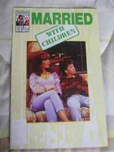MARRIED WITH CHILDREN, VOL 1, #1-5, 1990 West Island Greater Montréal image 5