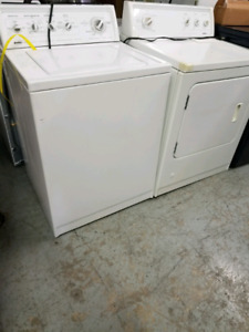 TOP LOAD WASHER AND DRYER SETS FROM $450
