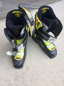 Men's downhill ski boots - Good used condition