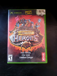 Dungeons & Dragons Xbox Game
