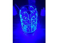 Funky ikea lamp