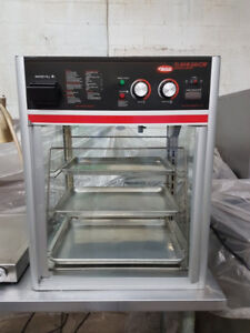 HOLDING; DISPLAY CABINETS, Hatco FSD-1X Flav-R-Savor Humidified