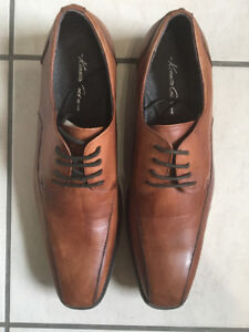 Brown Kenneth Cole Dress Shoes 11.5