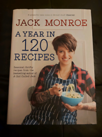 Jack Monroe A Year In 120 Recipes Book