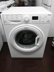 hotpoint A++ class 8kg 1400 rpm washing machine