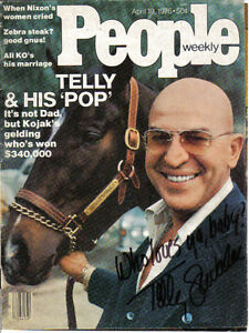 TV's Number One Cop Kojak