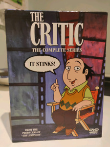 The Critic | DVD series | The Simpsons