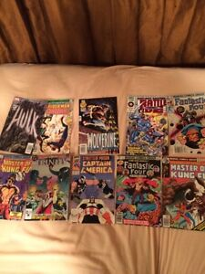 Comic books 5 for 1 and 3 for 10 St. John's Newfoundland image 2