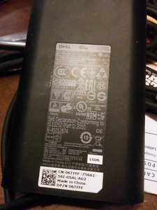Dell Laptop Power Adapter Genuine New