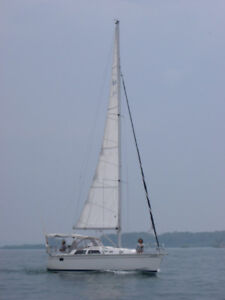 Hunter 30 T sail boat for sale