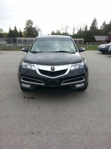 2011 Acura MDX SUV,  SUNROOF 7 PASS  LEATHER AWD