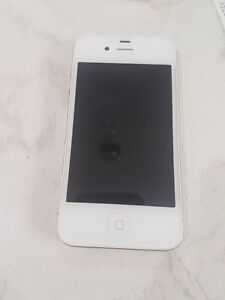 Mint Condition White iPhone 4S