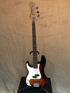 Squire left handed Precision Bass