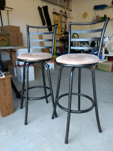 Cafe Chairs 2 for $20