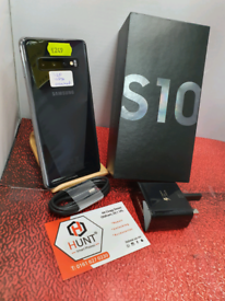 Samsung Galaxy S10 128gb Unlocked Immaculate Condition