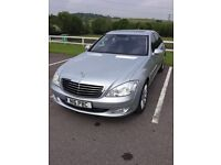 Mercedes-Benz S-Class 3.0TD S320 CDi Saloon 4d 2987cc 7G-Tronic