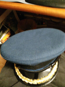 Stokes Canadian Air Force Senior Officer Visor Cap